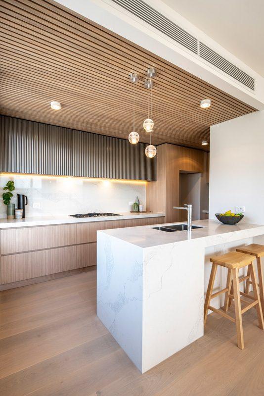 Glass Creek Balwyn North Apartments Kitchen