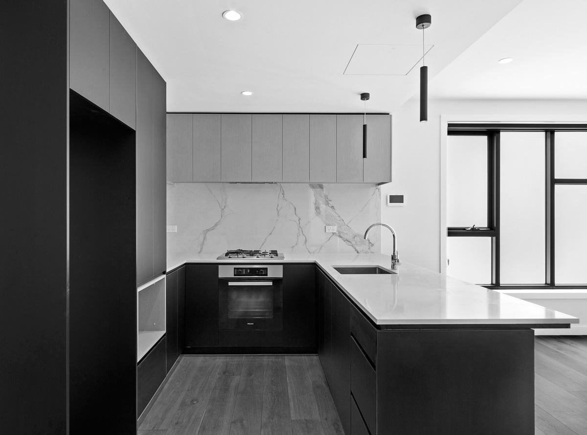 Alma-Road,-St-Kilda-East-Apartments-Kitchen-2-C&K Architecture
