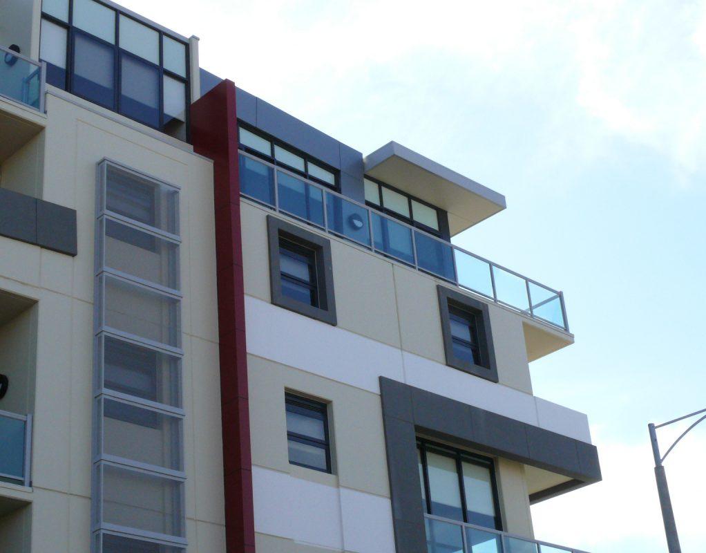 C&K Architecture - High Street, Preston exterior design