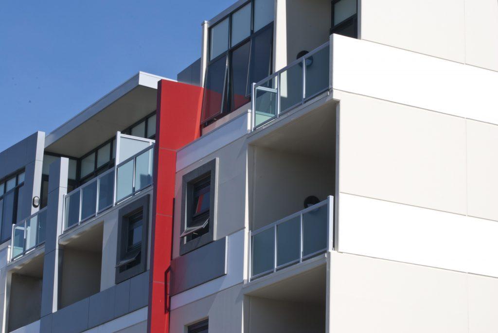 C&K Architecture - High Street, Preston exterior feature facade design