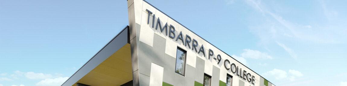 Timbarra P-9 College, Berwick